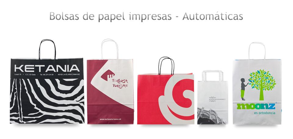Bolsas de papel personalizadas - Bolsas de regalo personalizadas ...